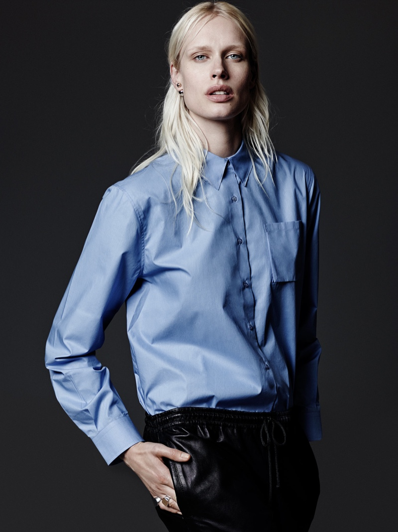 femke rika2 Femke Keeps it Simple in Rika Shoot by David Cohen de Lara