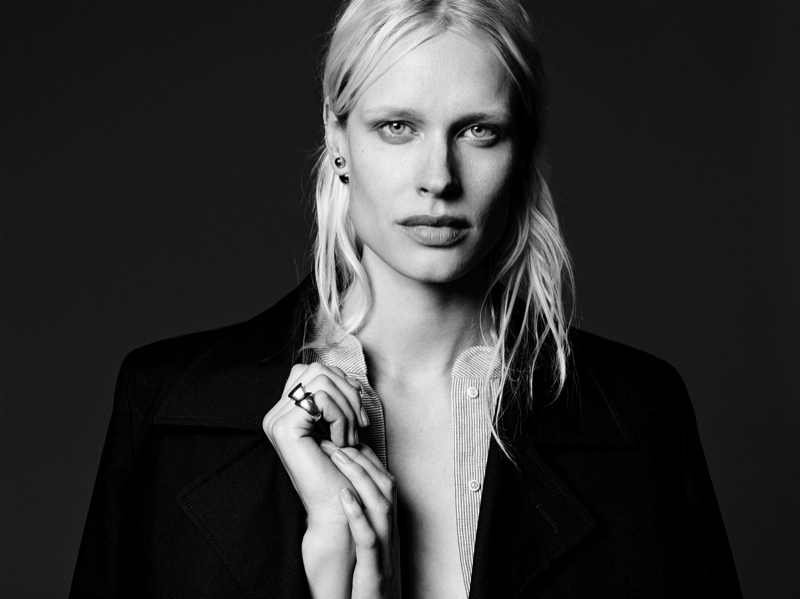 femke rika4 Femke Keeps it Simple in Rika Shoot by David Cohen de Lara