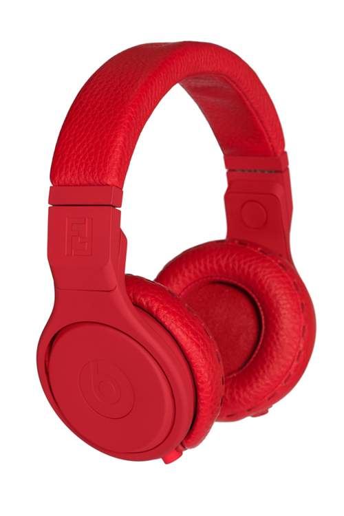 fendi beats dre earphones Fendi Reveals Exclusive Beats by Dre Collaboration