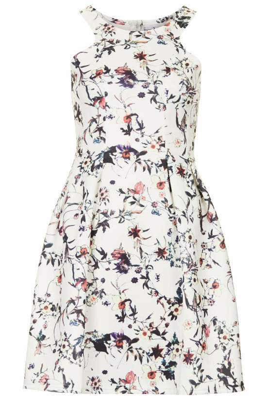 floral skater dress rare 5 Graduation Day Dress Ideas