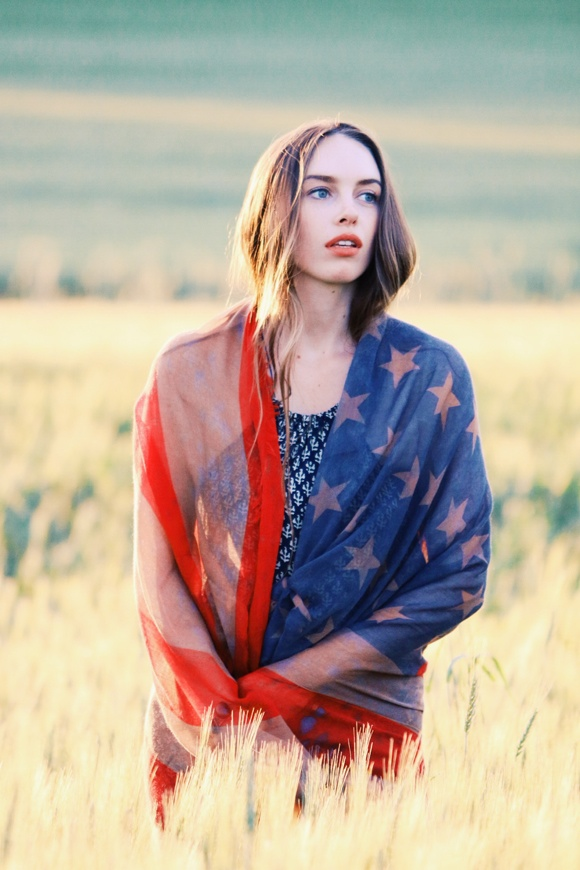 free people july fourth lookbook11 Free People Celebrates Independence Day with Americana Style
