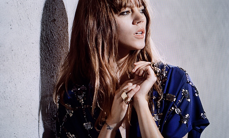 freja beha by malene birger fall 2014 campaign10 Freja Beha Erichsen Stars in By Malene Birger Fall 2014 Campaign