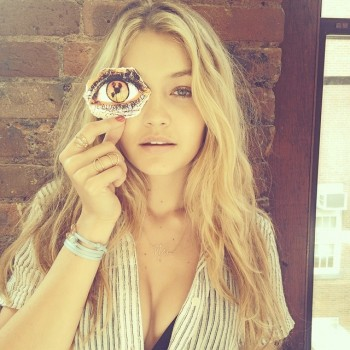Gigi Hadid Does First Shoot for Victoria's Secret
