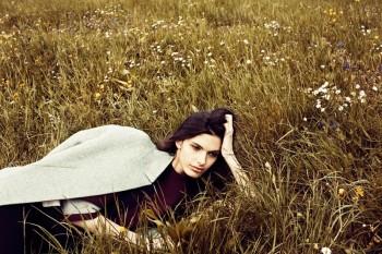Deep Field: Giulia Manini Stars in Crash Magazine by Kim Öhrling