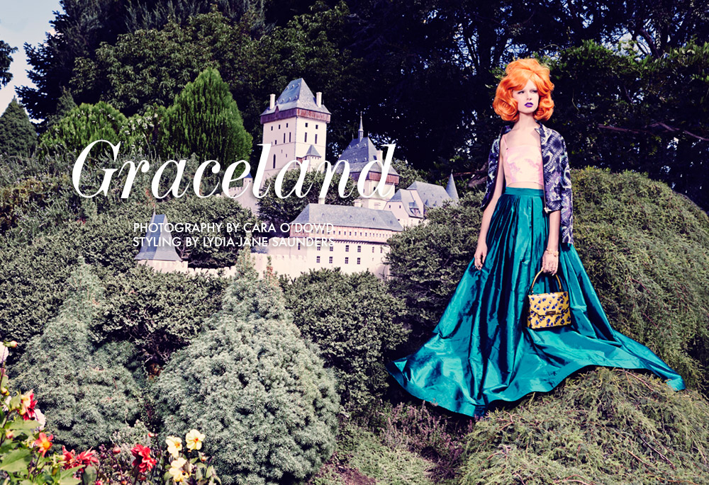 "FGR Exclusive | Grace by Cara O'Dowd in ""Graceland"""