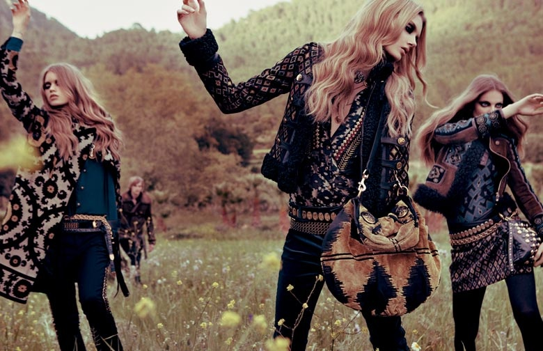 gucci 2008 fall campaign2 TBT | Guccis Fall 2008 Campaign is the Best of Bohemian Glam