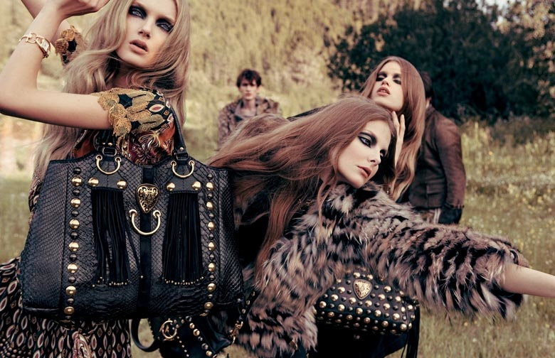 gucci 2008 fall campaign7 TBT | Guccis Fall 2008 Campaign is the Best of Bohemian Glam