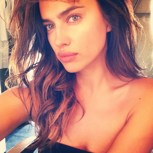irina photo Instagram Photos of the Week | Barbara Palvin, Miranda Kerr + More Models
