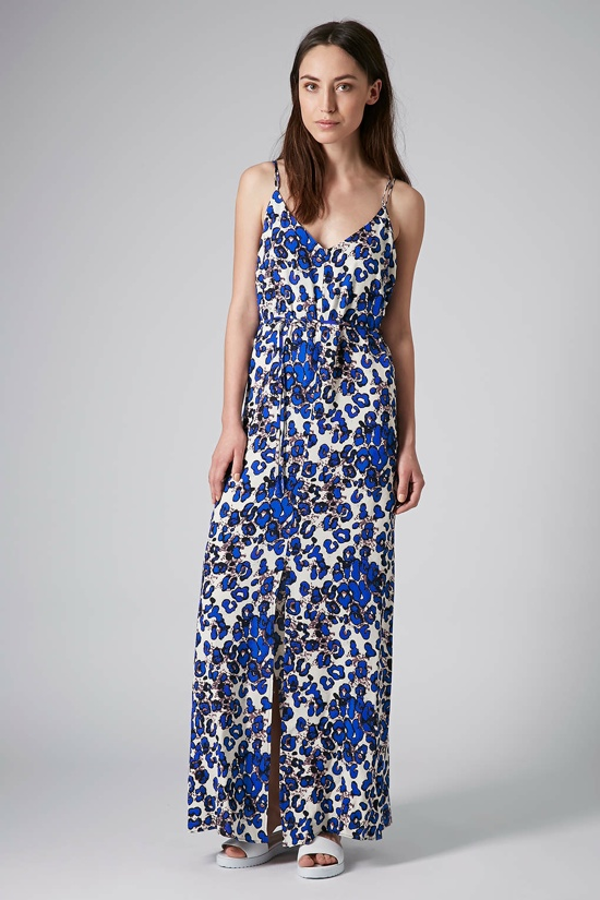 island-animal-maxi-dress-topshop