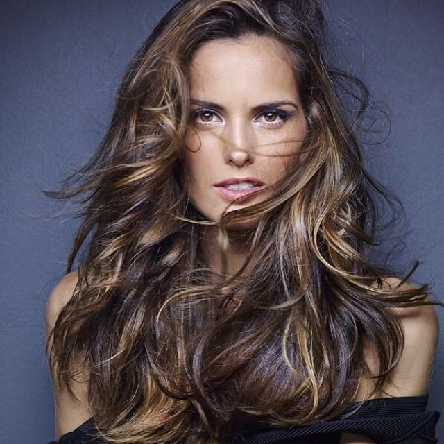 Izabel Goulart shares a preview of an upcoming shoot