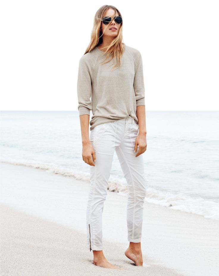 j crew july 2014 style guide11 Ieva Laguna Poses for J. Crews July Style Guide