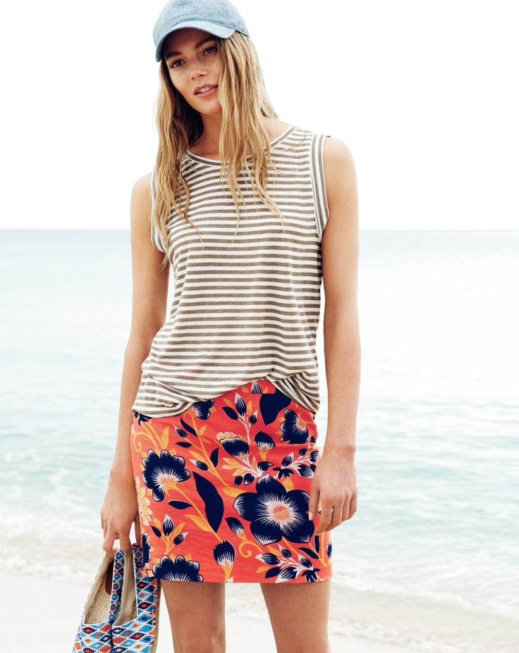 j crew july 2014 style guide18 Ieva Laguna Poses for J. Crews July Style Guide