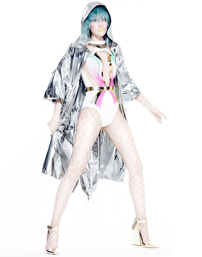 jem holograms fashion v mag11 Manolo Campion Captures Jem and the Holograms Inspired Fashion for V