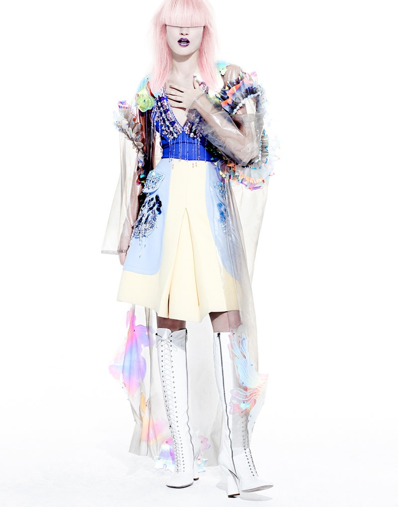 jem holograms fashion v mag7 Manolo Campion Captures Jem and the Holograms Inspired Fashion for V