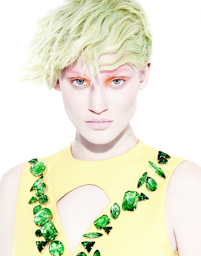 jem holograms fashion v mag9 Manolo Campion Captures Jem and the Holograms Inspired Fashion for V
