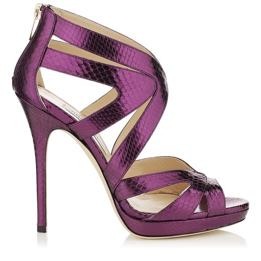jimmy choo collar sandals Shoe Spotting: Jimmy Choos Spring Summer Styles Are Now on Sale