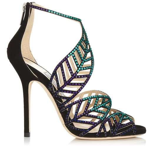 jimmy choo kallali Shoe Spotting: Jimmy Choos Spring Summer Styles Are Now on Sale