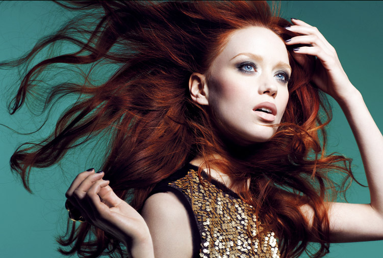 judith bedard chris nicholls Fiery Beauties: 8 Famous Models with Red Hair