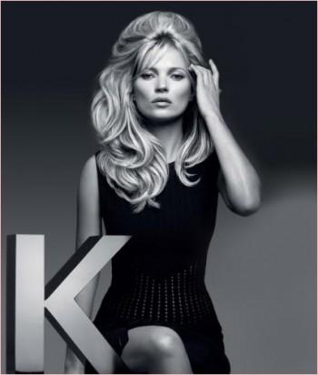 Kate Moss Channels Brigitte Bardot in New Kerastase Hair Care Campaign