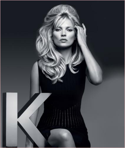 Kate Moss Channels Brigitte Bardot in New Kerastase Hair Care Campaign