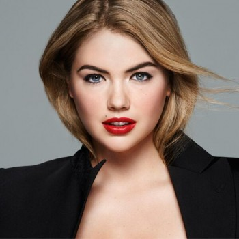 Here Are Kate Upton's First Bobbi Brown Makeup Ads