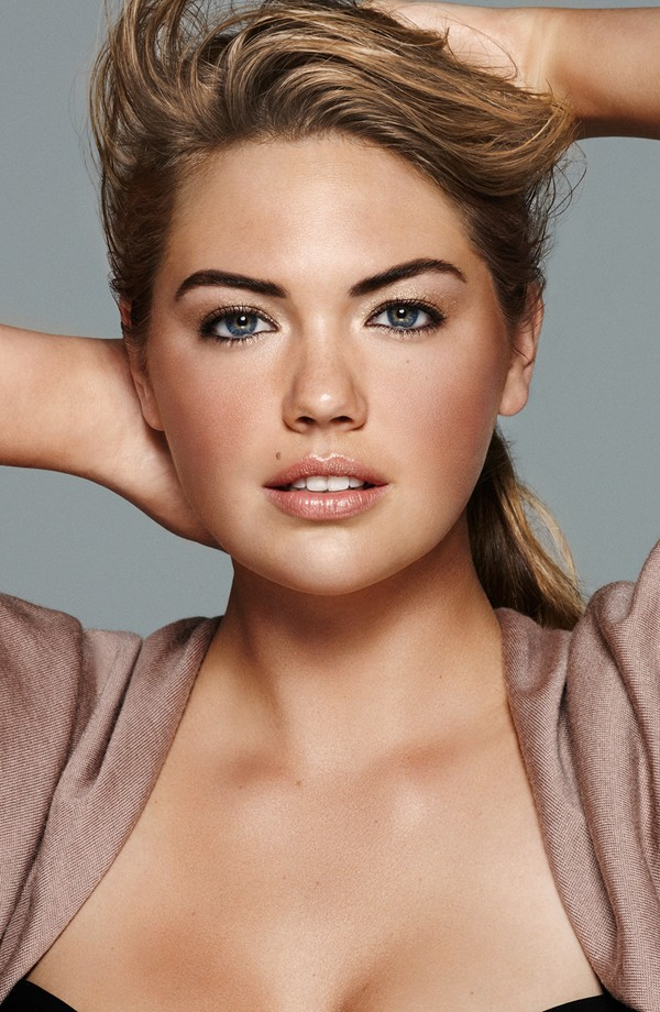 Photo: Kate Upton for Bobbi Brown