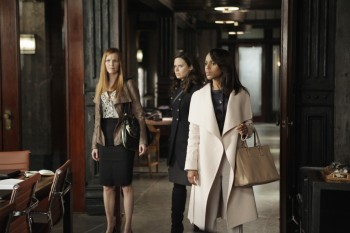 "Kerry Washington in still from ABC's ""Scandal"". Photo: WWD"