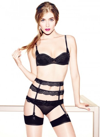 See L'Agent by Agent Provocateur's Spring Collection Designed by Penelope Cruz
