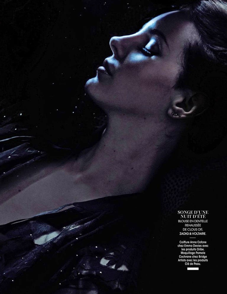 lana del rey 2014 1 Lana Del Rey is an Absolute Dream in the June Cover Story of Madame Figaro