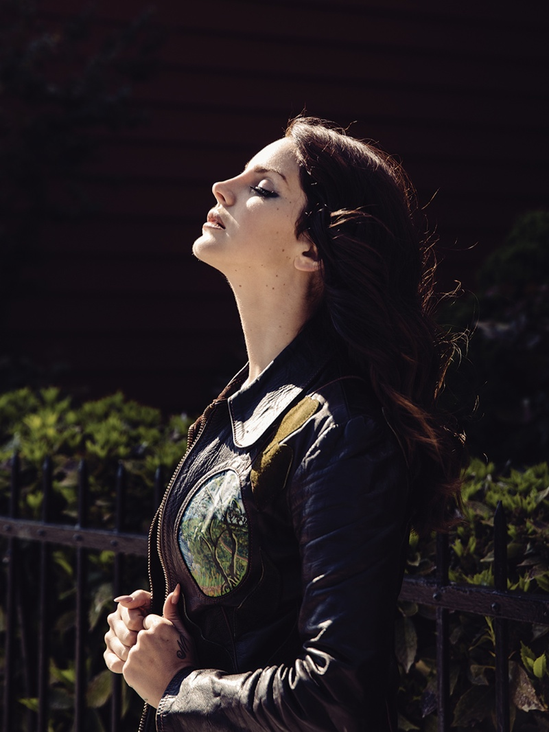 lana del rey 2014 photo shoot4 Lana Del Rey Stars in Fader, Says She's Not Interested in Feminism
