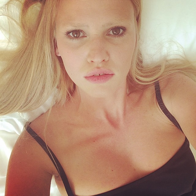 Lara Stone Says She Lost a Modeling Job Because She Was Pregnant