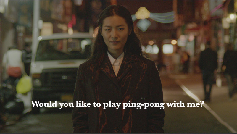 liu wen video still Watch: Liu Wen Speaks Mandarin in i D Video