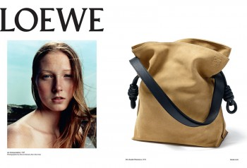 J.W. Anderson's First Loewe Campaign Features Image From 1997