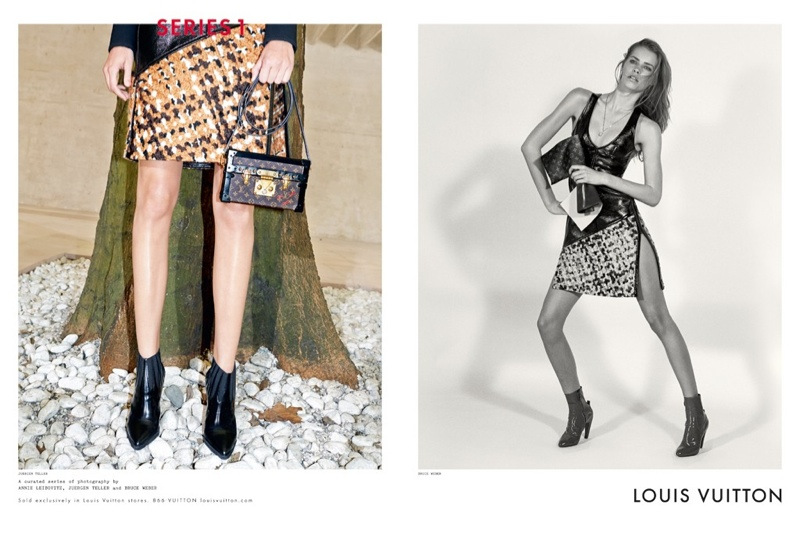 louis vuitton fall 2014 campaign1 A Look at Louis Vuittons Fall 2014 Campaign Shot by 3 Photographers