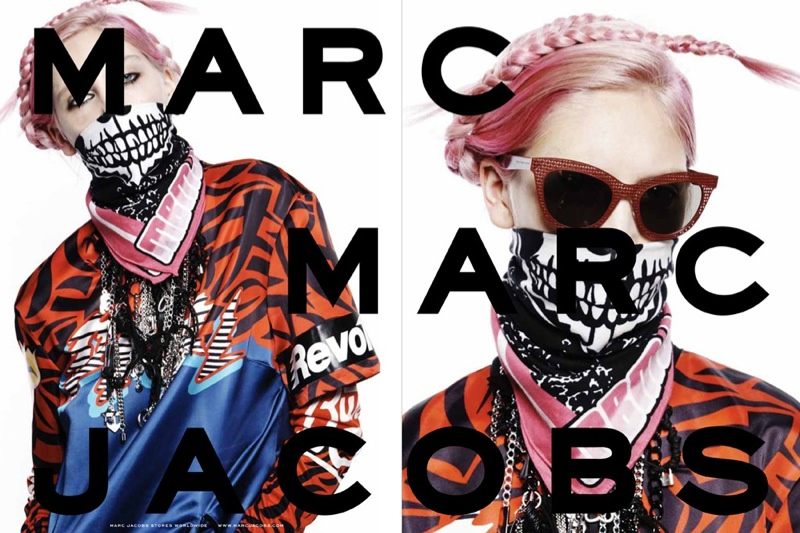 marc by marc jacobs fall 2014 campaign1 See Marc by Marc Jacobs Fall Ads with Models Casted From Instagram