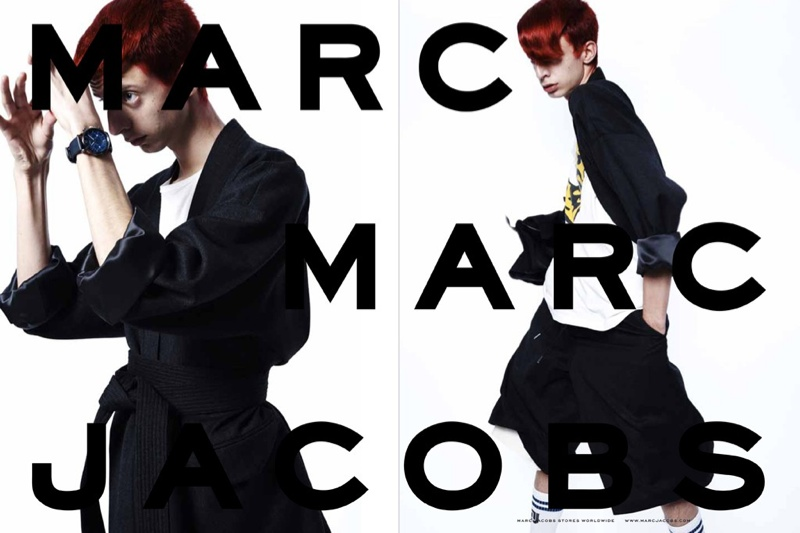 marc by marc jacobs fall 2014 campaign2 See Marc by Marc Jacobs Fall Ads with Models Casted From Instagram