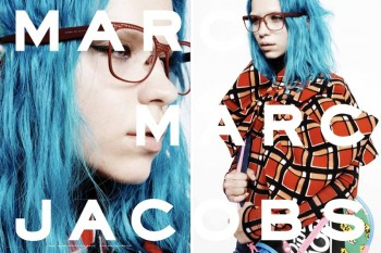 See Marc by Marc Jacobs' Fall Ads with Models Casted From Instagram