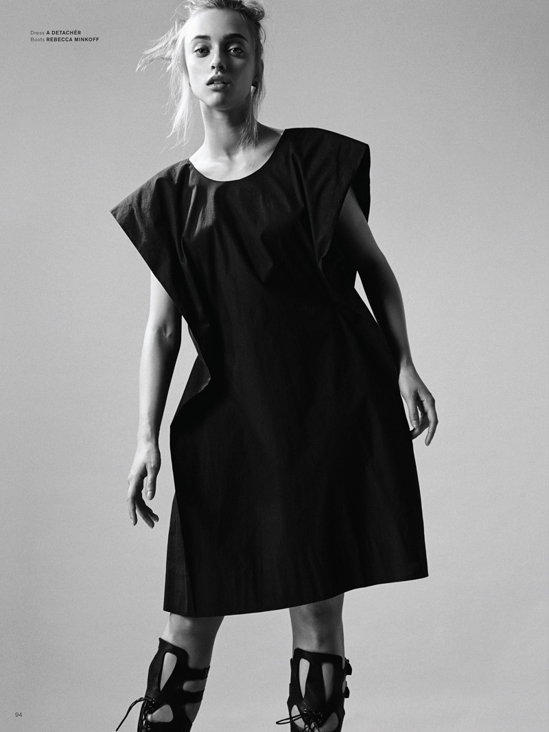 marcelina sowa model11 Marcelina Sowa in Sleek Styles for Archetype #1 by Felix Wong