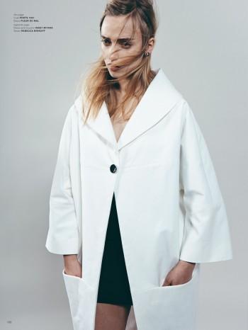 Marcelina Sowa in Sleek Styles for Archetype #1 by Felix Wong