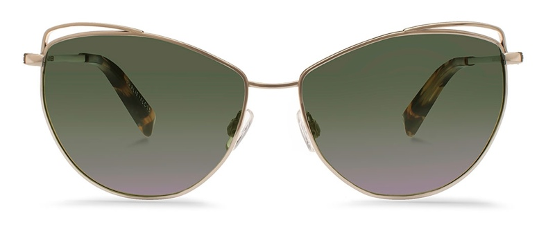 'Marple' Karlie Kloss x Warby Parker Sunglasses available at Warby Parker for $145.00