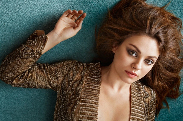 mila kunis 2014 photos2 Mila Kunis Stars in Marie Claire, Talks Giving Birth & Ashton Kutcher