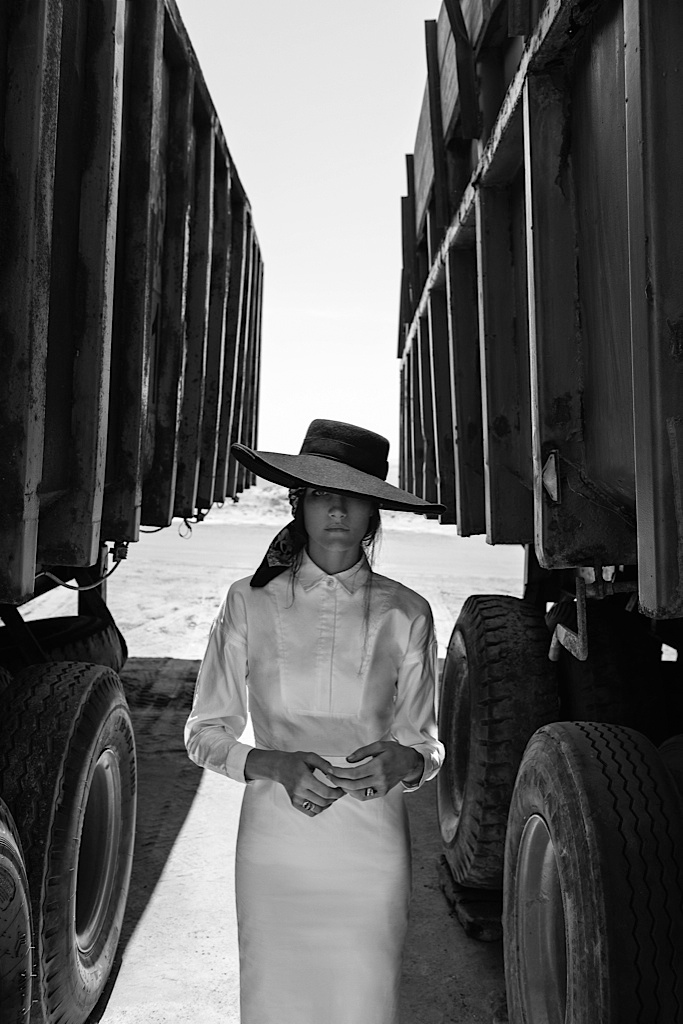 missy rayder model 2014 3 Missy Rayder is Nomad Chic for Bazaar Russia by Alexander Neumann