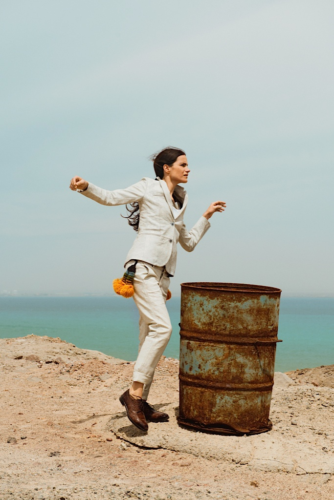 missy rayder model 2014 6 Missy Rayder is Nomad Chic for Bazaar Russia by Alexander Neumann