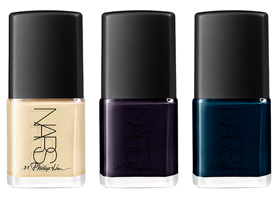 See the 3.1 Phillip Lim x NARS Nail Collaboration