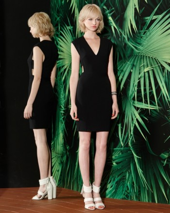 Nicole Miller Transforms the Hawaiian Shirt for Resort 2015 Collection