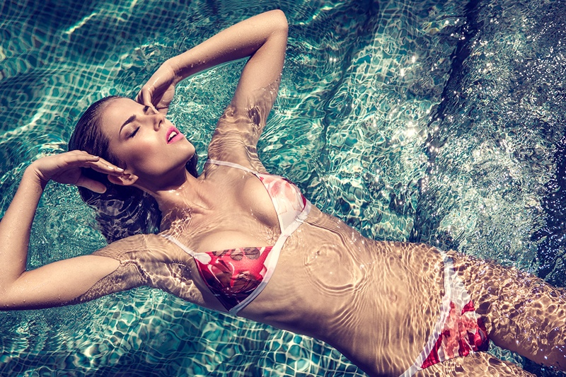 palm beachwear swimsuits11 Cruel Summer: 14 Swimsuit Fashion Shoots