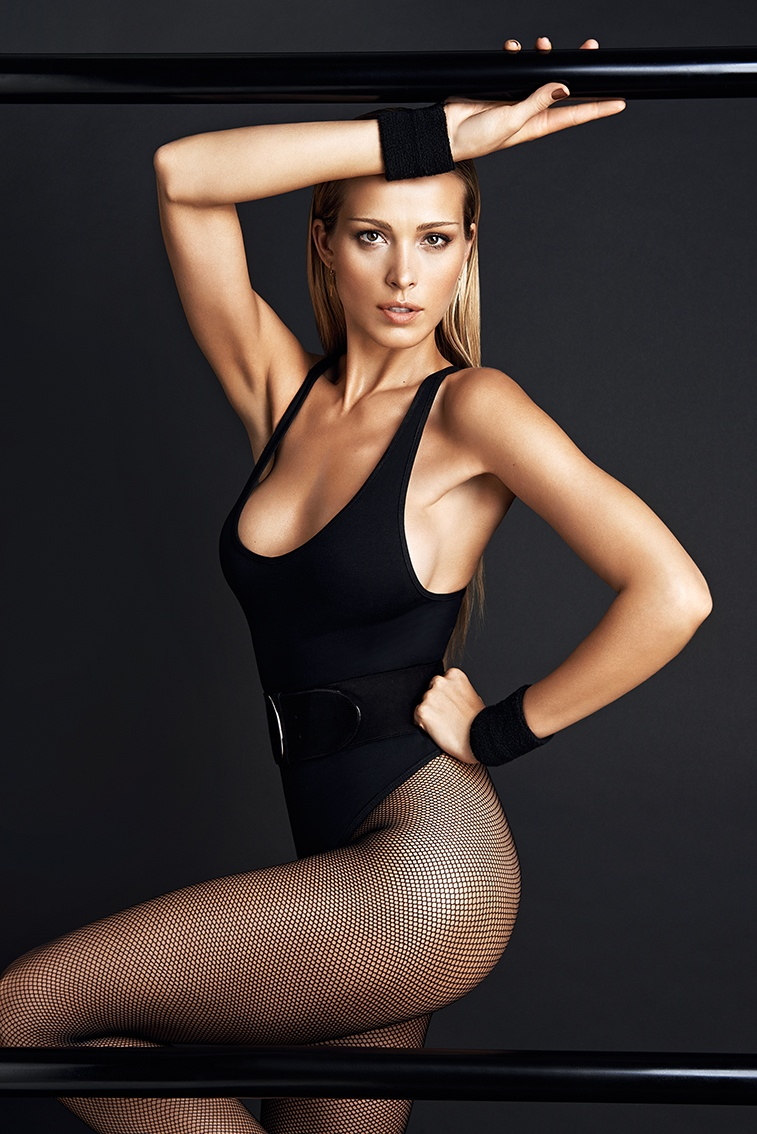 petra nemcova hot photos3 Petra Nemcova Gets Physical in GQ Portugal Shoot by Branislav Simoncik