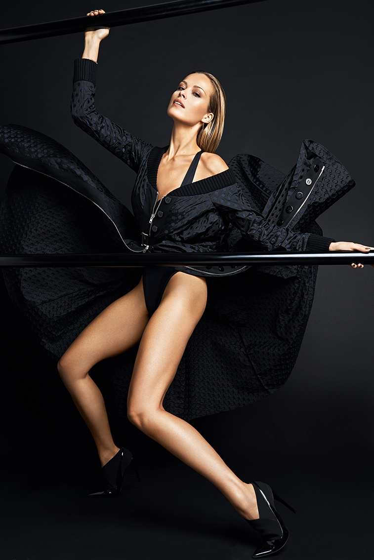 petra nemcova hot photos7 Petra Nemcova Gets Physical in GQ Portugal Shoot by Branislav Simoncik