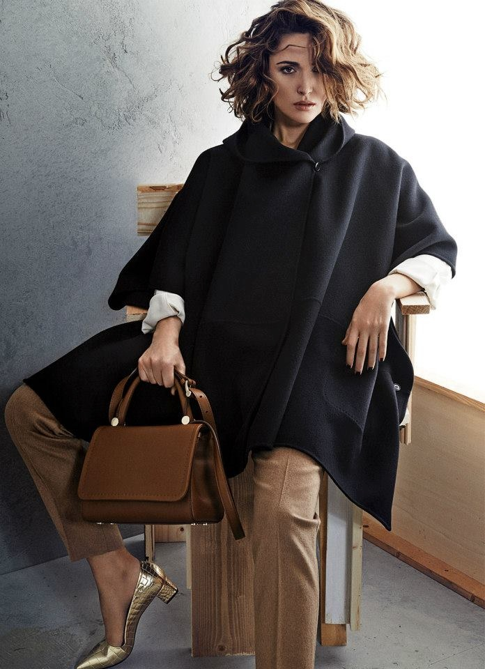 rose byrne max mara photos2 Rose Byrne Stuns in New Styles for Max Mara Shoot