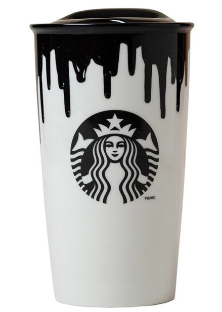starbucks band of outsiders1 Starbucks Collaborates with Band of Outsiders for Designer Coffee Mugs